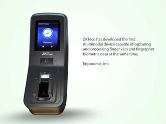 Vídeo Producto Finger Vein ZKTECO