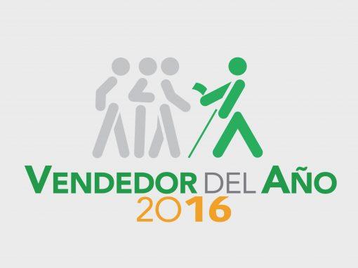 Gala ONCE Vendedor del Año 2016